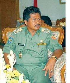 Badung Deputy Regent I Ketut Sudikerta