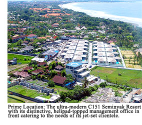 C151 Seminyak Resort
