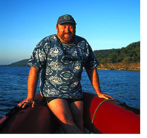 Larry Smith, 'World's Greatest Divemaster,' 1950-2007