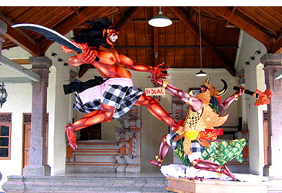 The Bali Times, ogoh-ogoh, Nyepi