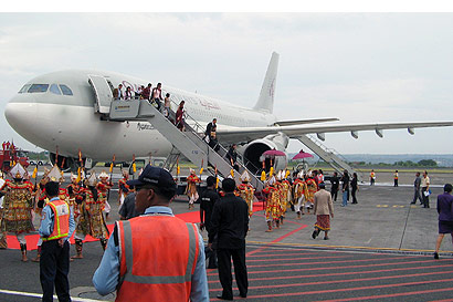 Qatar Airways, Bali