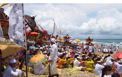 The Bali Times, Nyepi