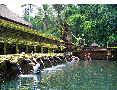 The Bali Times, Tirta Empul Temple