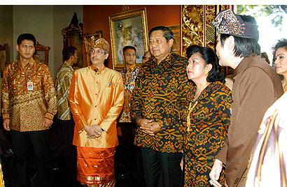 The Bali Times, Susilo Bambang Yudhoyono