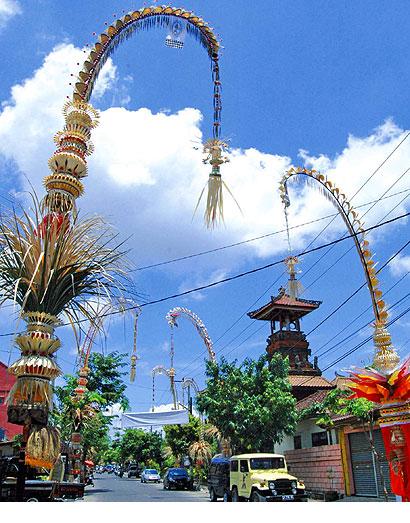 The Bali Times, galungan