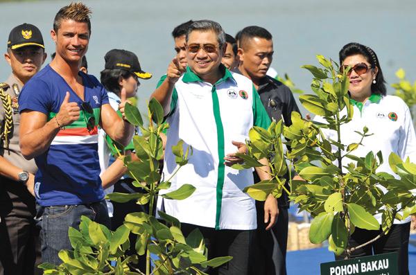 Presiden-Ronaldo-Mangrove