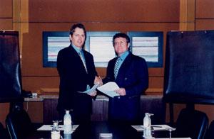 Hanno Soth & Dr. Robert Goldman