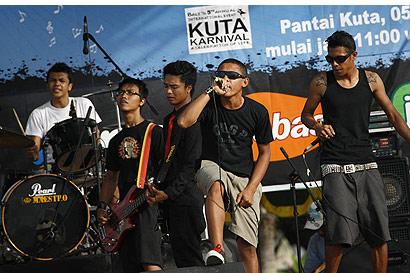 The Bali Times, kuta karnival